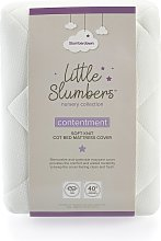 Slumberdown Contentment Soft Knitted Cot Bed