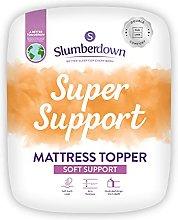 Slumberdown Super Support King Size Mattress Topper