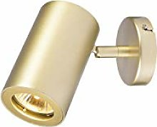 SLV Enola_B Indoor Lamp Aluminium/Steel Gold Lamp