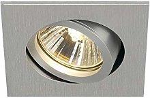 SLV New TRIA 68 Square Indoor Recessed Ceiling