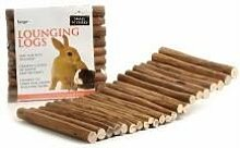 Small 'N' Furry Lounging Logs - lge -