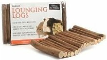 Small 'N' Furry Lounging Logs MED - med -