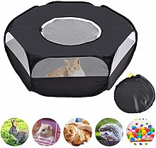 Small Animals Cage Tent,Pet Playpen Small Animals