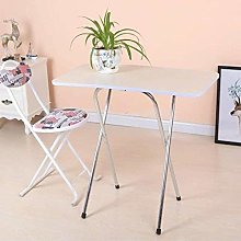 Small Apartment Simple Dining Table Desk Folding