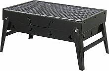 Small Barbecue Stove Charcoal BBQ Grill Patio