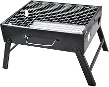 Small BBQ outdoor portable charcoal barbecue