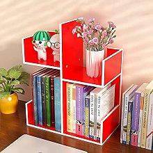 Small Bookshelf for Kids Desk Bookshelf Desktop