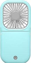 small desk fan, Adjustable Hand Free Fan,Portable