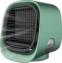 small desk fan, Evaporative Cooler USB Humidifier
