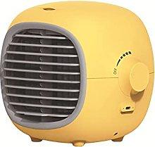 small desk fan, Mini Air Cooler Fan Portable Air