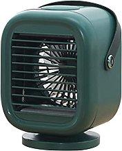 small desk fan, Portable Mini Air Cooler Fan