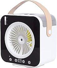 small desk fan, Portable Mini Air Cooler USB