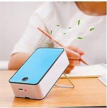 small desk fan, USB Rechargeable Battery Bladeless