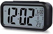Small Digital Alarm Clock,Battery Operated