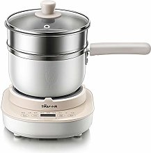Small Electric Cooker Electric Skillet Dormitory