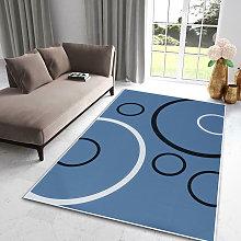 Small Extra Large Modern Living Room Runner Rug -
