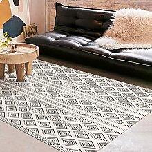 Small Fresh Rectangular Carpet Living Room Coffee