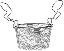 Small Fryer Basket with Curved Handle Symple Stuff