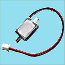 Small Mini Electric Solenoid Valve DC 3V 4.5V 6V