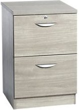Small Office 2 Drawer Filing Cabinet, Nebraska