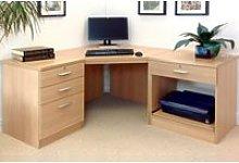 Corner Desks For Home And, Images Of Small Corner Desks For Home