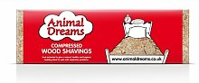 Small Pet Bedding (One Size) (Red/Beige) - Animal