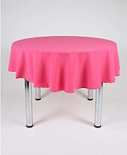 Small Round Fabric TABLE CLOTH/COVER (Polyester,