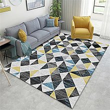 small rug for bedroom Grey carpet, triangle