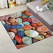 Small Rugs Sofa Carpet For Hall Stone modern