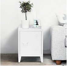Small Storage Cabinet,Metal Floor Cabinet,Free