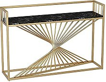 Small Table Entryway Console Table Modern Narrow