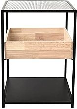 Small Table Glass Bedside Table, Modern Home Sofa