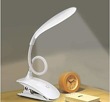 Small Table Lamp LED Desk Lamp USB Desk Lamp with
