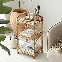 Small Table Nordic Rattan Corner Table/Living Room