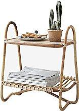 Small Table Portable Rattan Art Nordic Style Small