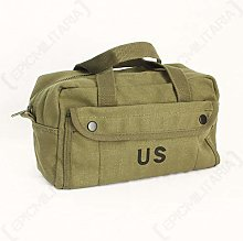 Small Tool Bag American Military US Vintage WWII