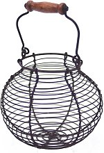 Small Wire Basket Brambly Cottage