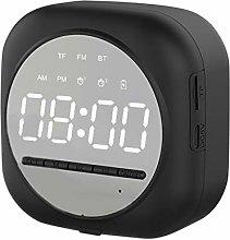 SmallPocket Alarm Clock Radio With Bluetooth