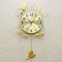 SMAQZ Wall Clock-Living Room Creative Fashion