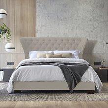 Smardale Upholstered Bed Frame Rosalind Wheeler