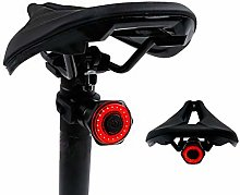 Smart Bicycle Tail Rear Light,Bike Led Lights With