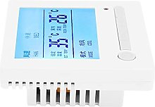 Smart Color Thermostat, AC 220V Intelligent Lcd