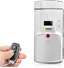 Smart Door Lock, Invisible Door Lock, Concealed
