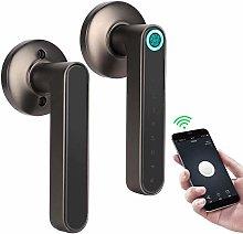 Smart Door Locks, Smart Biometric Fingerprint Door