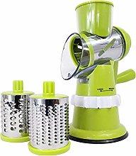 Smart Drum Shopper Manual Vegetable Slicer with 3