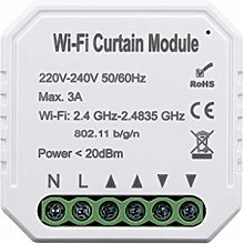 Smart Home Supplies:WiFi Smart Curtain Switch