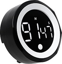 Smart Kitchen Timer Magnetic Countdown Up Cooking
