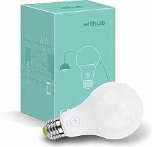 Smart LED Wi-Fi Light Bulb (E27) by Vissware