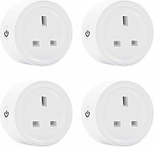Smart Plug Socket, Remote Switch Timing Voice