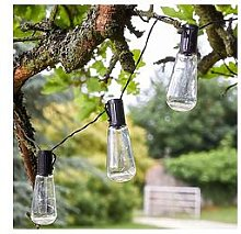 Smart Solar Eureka Solar Lightbulb String Lights